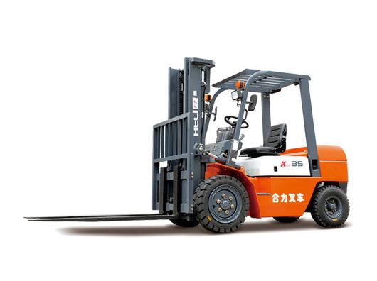 金华2-3.5吨柴油平衡重式叉车