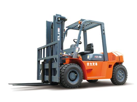 5-7吨柴油/汽油/液化气平衡重式叉车