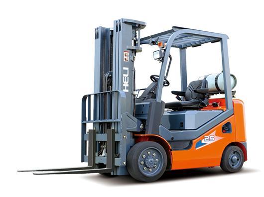 2-3.2吨小轴距汽油/液化气平衡重式叉车