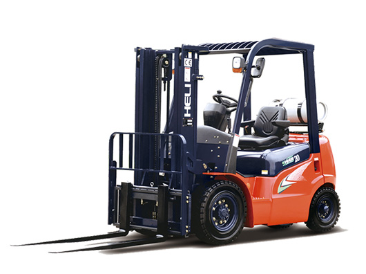 金华2-3.5吨柴油/汽油/液化气平衡重式叉车