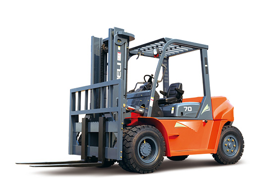 金华5-7吨柴油/汽油/液化气平衡重式叉车