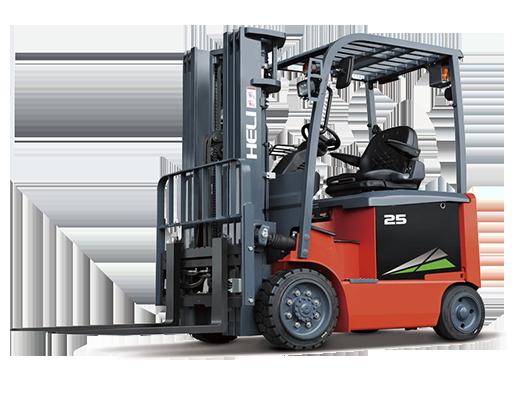 四支点 G系列2-3.2吨小轴距蓄电池平衡重式叉车