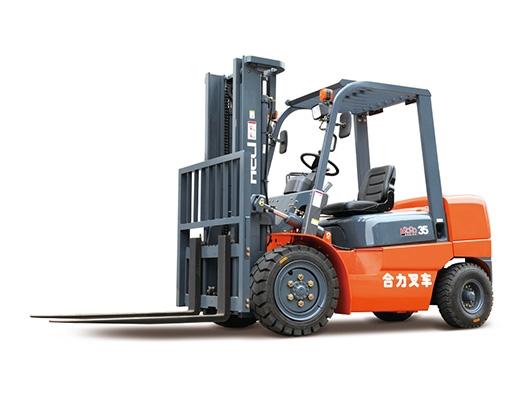 2-3.5吨柴油/汽油/液化气平衡重式叉车