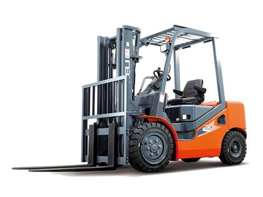 2-3.5吨柴油/汽油/液化气/天然气平衡重式叉车