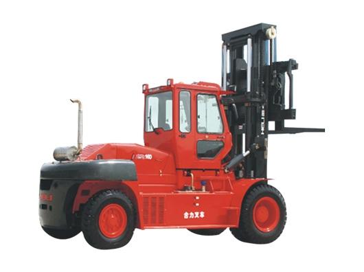 国产化配置14-16吨内燃平衡重叉车