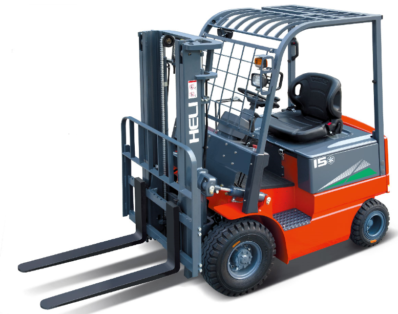 2-3.2吨小轴距蓄电池平衡重式叉车