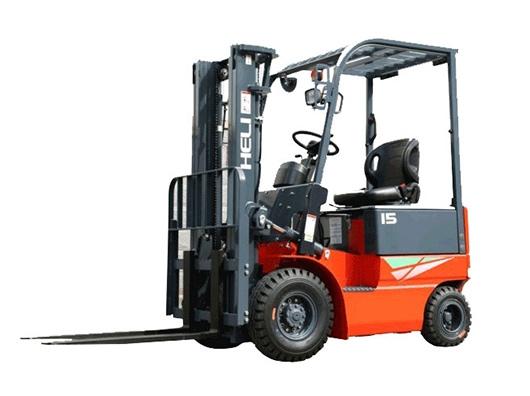 四支点 H3系列1-1.8吨蓄电池平衡重式叉车