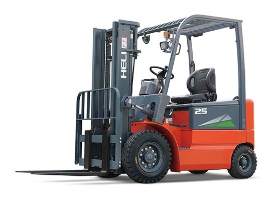 四支点 H3系列2-2.5吨蓄电池平衡重式叉车