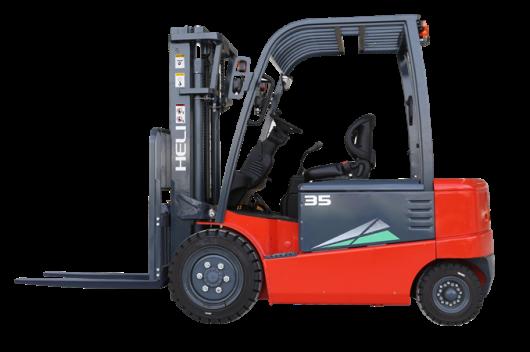 四支点 H3系列3-3.5吨蓄电池平衡重式叉车