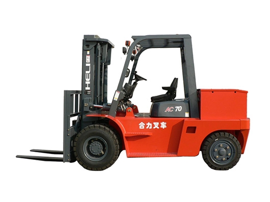 宁波四支点 H系列6-7吨蓄电池平衡重式叉车