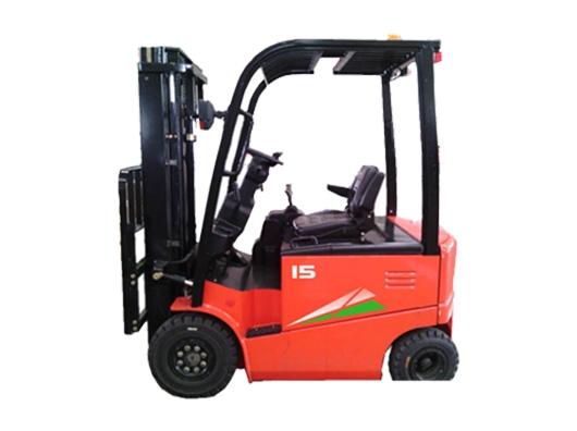 四支点 G系列1-1.8吨蓄电池平衡重式叉车