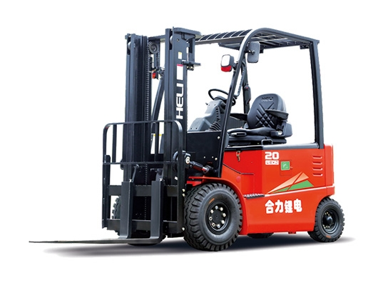 宁波2-2.5吨锂电池平衡重式叉车