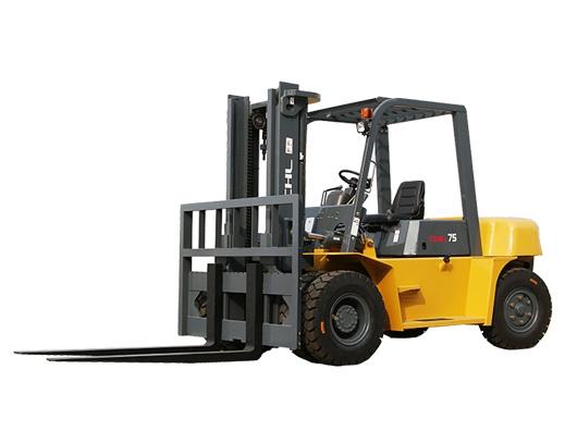 7.5吨柴油平衡重式叉车